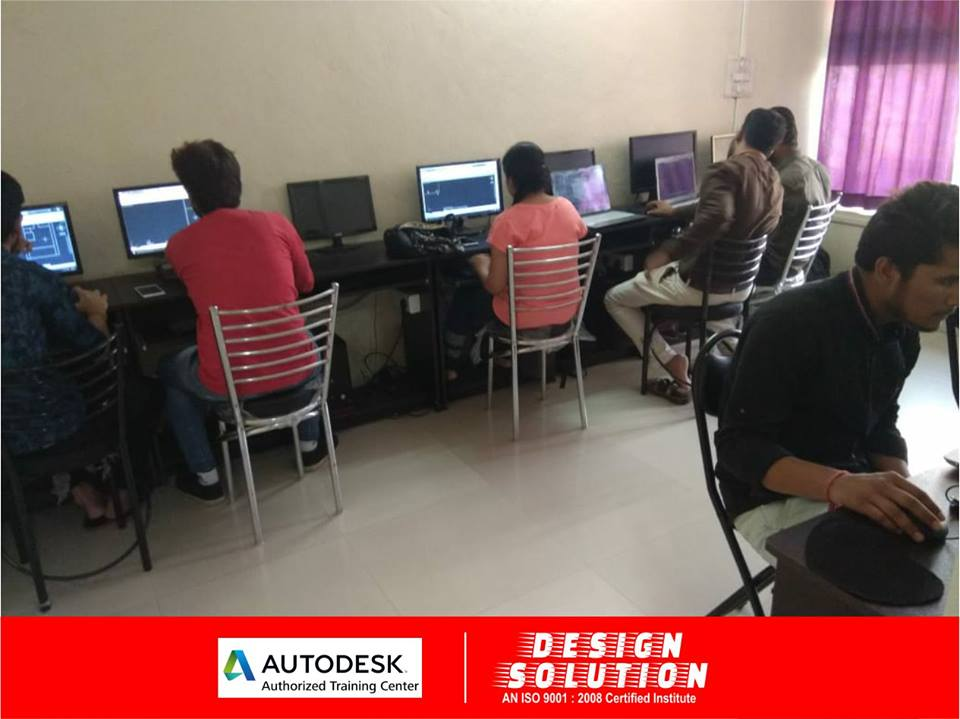 Autocad Training Institute in Indore Classroom Programs