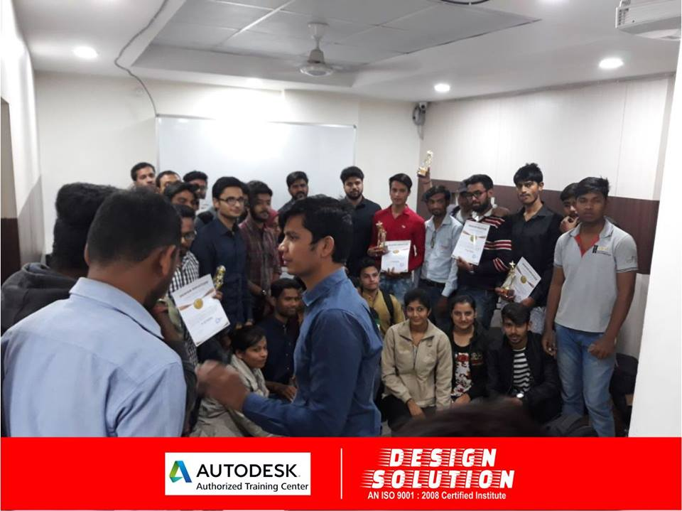 Automotive Design Training Institute in Indore Classroom Programs