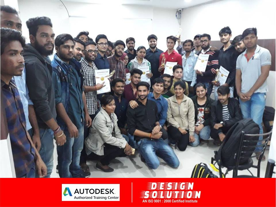 3DS Max Training Institute in Indore Classroom Programs