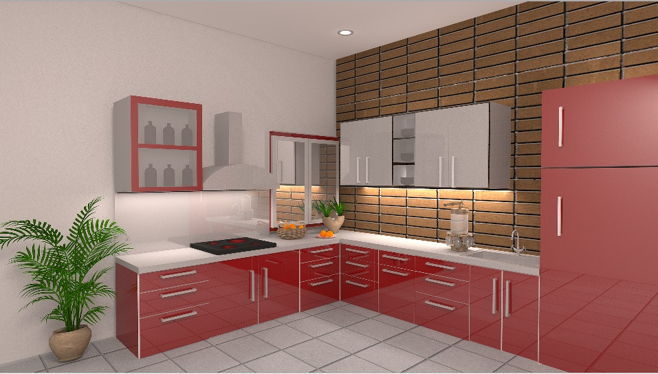 Kitchen Design In 3ds Max - Kitchen Appliances Tips And Review
